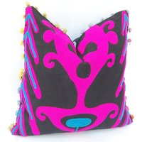 Suzani Handwork Cushion Cover Set