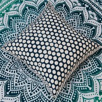 Block Printed Cushion Cover Set