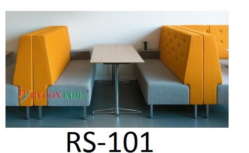 Stylish Restaurant sofa