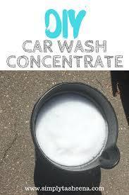 Car Wash Concentrate (Ratio 1:1)