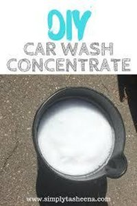 Car Wash Concentrate (Ratio 1:1)