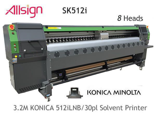 Konica Printer Head