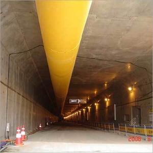 tunnel duct