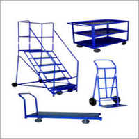 Industrial Hydraulic Trolley