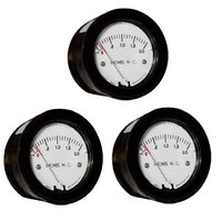 Sensocon USA Miniature Low Cost Differential Pressure Gauge Series S-5000-25MM