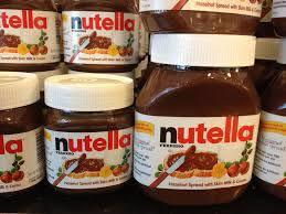 Nutella chocolate 350g wholesale