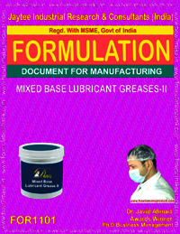 Mixed Base Lubricant Greases-II