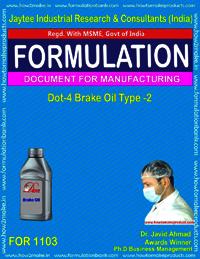 Dot-4 Brake Oil type 2