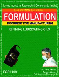 Refining Lubricating Oils
