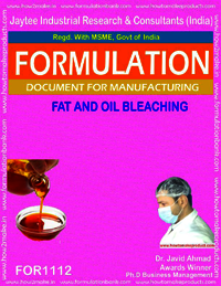 Fat and Oil Bleaching