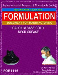 Calcium Base Cold Neck Grease