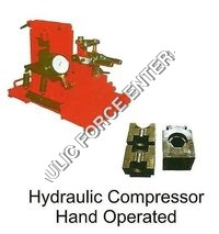 Hydraulic Compressor Hand Operated