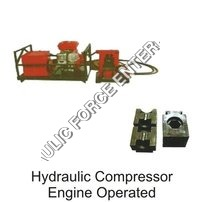 Hydraulic Compressor Engine Operated