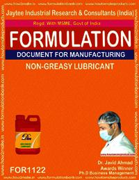 Non Greasy Lubricant