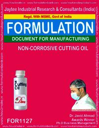 Non Corrosive Cutting Oil
