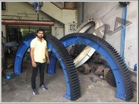 Split Girth Gear