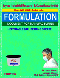 Heat Stable Ball Bearing Grease