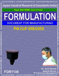 Pin Cup Greases
