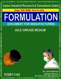 Axle Grease Medium