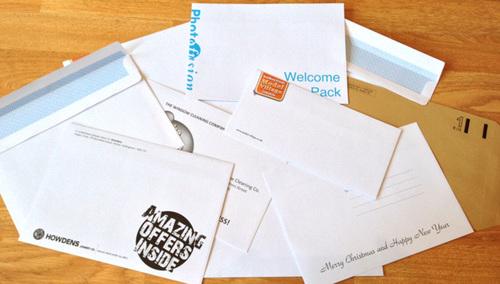 Envelopes Printing