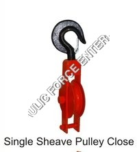 HYFEN Single Sheave Pulley Close
