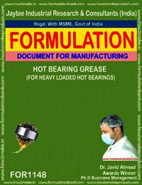 Hot Bearing Grease (For Heavy Loaded Hot Bearings)