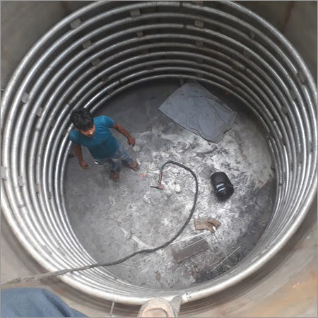SS Cooling Tank