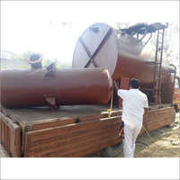 Oil Cooling Tank