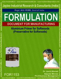 Leadless Primer for Softwoods Formulation