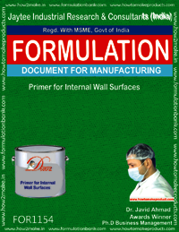 Primer for Internal Wall Surfaces