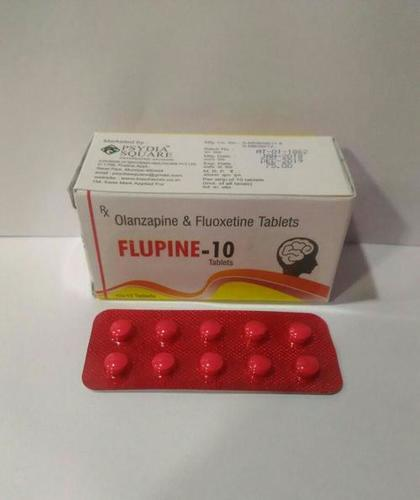 Flupine - 10 Tablet