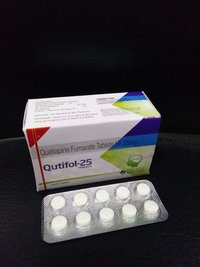QUETIAPINE FUMARATE 25 MG. TABLET