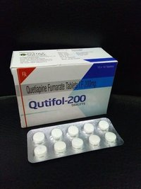 QUETIAPINE FUMARATE 200 MG. TABLET