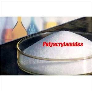 Organic Polymers of Polyacrylamide Flocculants