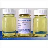 Polyamine Flocculant Agent for Water Treatement