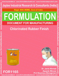 Rubber Product Manufacturing Formulations