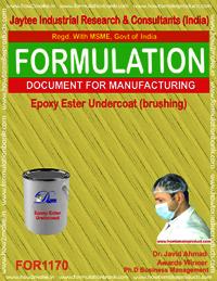 Epoxy Ester Undercoat (brushing)