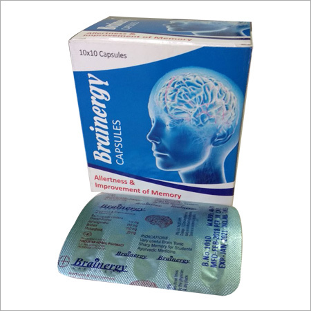 Brainergy Capsules