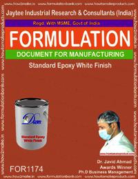 Standard Epoxy White Finish Formulation