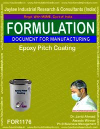Epoxy Pitch Coating Formulation