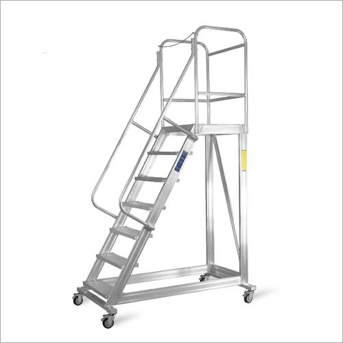 Aluminium Rolling Staircase