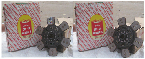 Clutch Plate GB 60