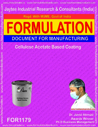Cellulose Acetate Based Coating