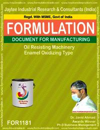 Oil Resisting Machinery Enamel Oxidizing Type