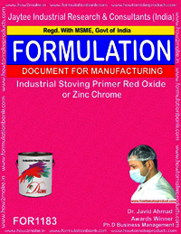 Industrial Stoving Primer Red Oxide or Zinc Chrome