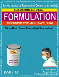Silicon Resin Based Paints (High Temperature)