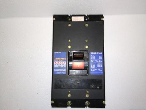 MCCB Terasaki 600 Amp