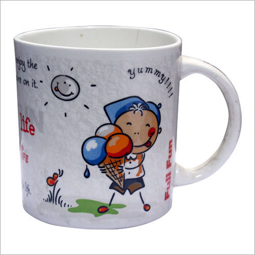 Cartoon Design Mugs Printing Services