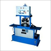 Hydraulic Dish Cutting Machine