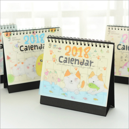 Table Calendars Printing Services